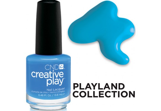 Лак для ногтей CND™ CreativePlay™ Aquaslide #493