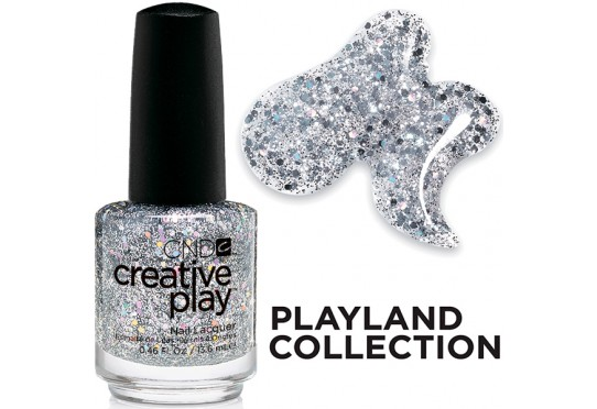 Лак для ногтей CND™ CreativePlay™ Bling Toss #498