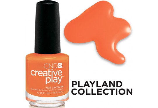 Лак для ногтей CND™ CreativePlay™ Hold On Bright #495