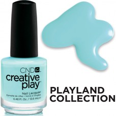 Лак для ногтей CND CreativePlay Amuse-mint #492