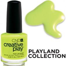 Лак для ногтей CND CreativePlay Carou-celery #494