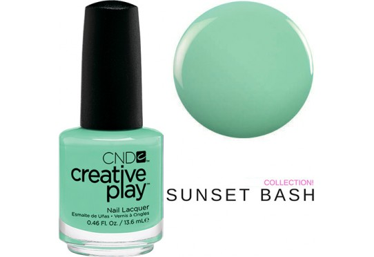 Лак для ногтей CND™ CreativePlay™ Shady Palms #501