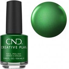 Лак для ногтей CND CreativePlay Green Scream #524