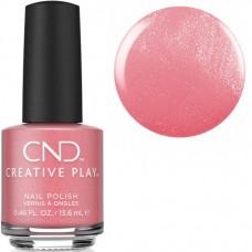 Лак для ногтей CND CreativePlay Pink Intensity #528