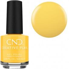 Лак для ногтей CND CreativePlay Vivid Daisy #527