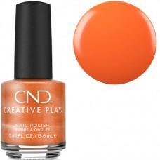 Лак для ногтей CND CreativePlay Orange Pulse #526