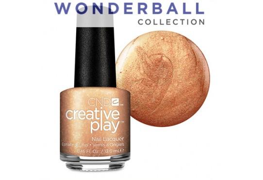 Лак для ногтей CND™ CreativePlay™ #509 Bronze Burst