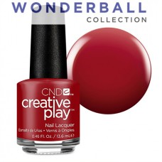 Лак для ногтей CND™ CreativePlay™ Red Tie Affair #508