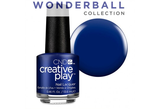 Лак для нігтів CND™ CreativePlay™ Stylish Sapphire #511