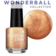 Лак для ногтей CND CreativePlay #509 Bronze Burst