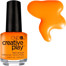Лак для ногтей CND CreativePlay Apricot In The Act #424