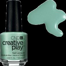 Лак для ногтей CND CreativePlay My Mo Mint #429