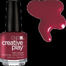 Лак для ногтей CND CreativePlay Currantly Single #416