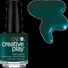 Лак для ногтей CND CreativePlay Cut To The Chase #434