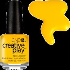 Лак для ногтей CND CreativePlay Taxi Please #462