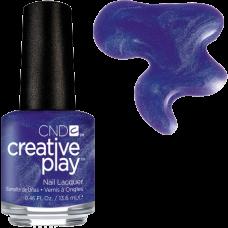 Лак для ногтей CND CreativePlay Viral Violet #469