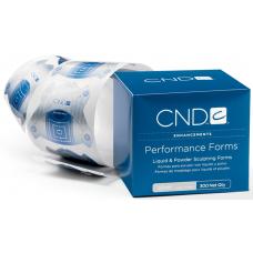 Формы для моделирования ногтей CND Performance Forms  (300 шт)