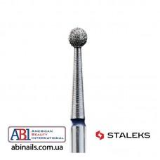 Фреза алмазна куля синя діаметр 2,7 мм FA01B027K
