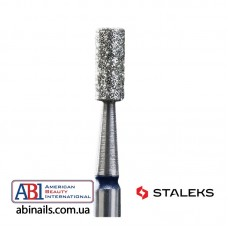 Фреза алмазная цилиндр синяя диаметр 2,5мм / рабочая часть 6 мм FA20B025/6K