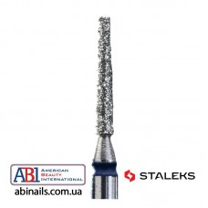 Фреза алмазна голка синя діаметр 1 мм / робоча частина 10 мм FA80B010/10K