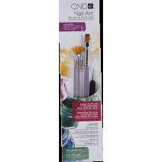 Набор кистей и инструментов для дизайна ногтей CND™ Artbrush and Tool Set