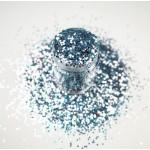 Аквамарин конфеті Lecente Aquamarine Chunky Glitter Shapes (8г) Фото 3