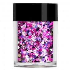 Розовые конфетти Lecente™ Butterfly Chunky Glitter Shapes (8 г)
