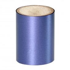 Лілова Дзеркальна фольга Lecente™ Cornflower Nail Foil 1,5м