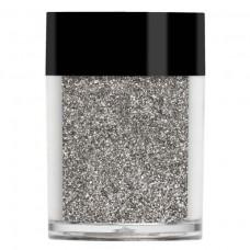 Серебристый металлический глиттер Lecente™ Galaxy Stardust Glitter (4 г)