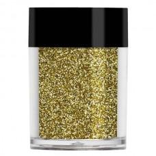 Светло-золотой металлический микро-глиттер Lecente™ Light Gold Ultra Fine Glitter (8г)