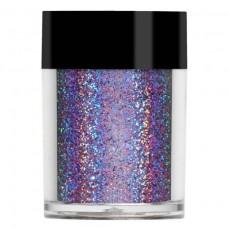 Сиреневый супер голографический глиттер Lecente™ Majestic Super Holographic Glitter (8г)