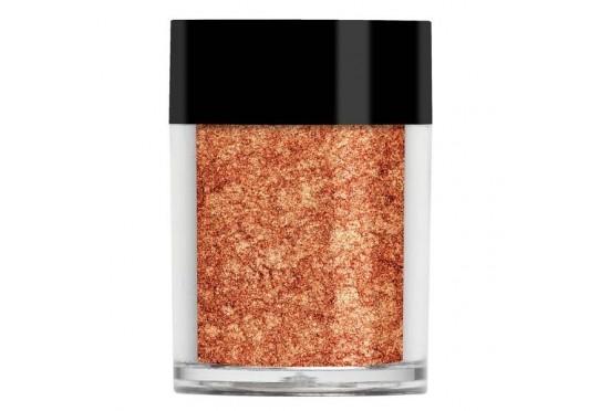 Янтарная слюда Lecente Mars Stardust Glitter 6,5 г Фото 1