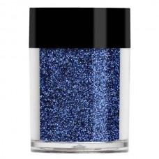Синий радужный глиттер Lecente™ Midnight Blue Iridescent Glitter (7 г)