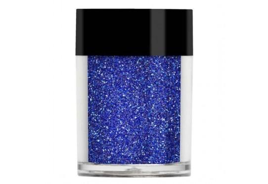 Синий металлический микро-глиттер Lecente Purple Grape Ultra Fine Glitter (9 г)
