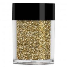 Золотой металлический микро-глиттер Lecente™ Sand Ultra Fine Glitter (7,5г)