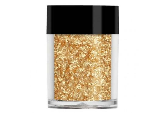 Золотая слюда Lecente Starlight Stardust Glitter (5 г)