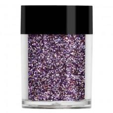 Лилово-черно-сиреневый мульти-глиттер Lecente™ Stephanie Serenity Multi Glitz Chunky Glitter (8 г)