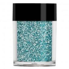 Бирюзовый металлический микро-глиттер Lecente™ Tiffany Ultra Fine Glitter (8 г)