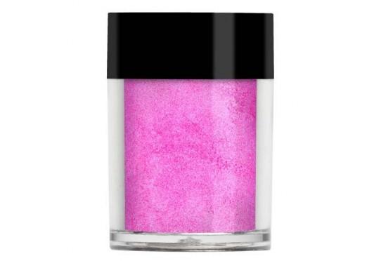 Ярко-розовый омбре пигмент Lecente Berry Violet Nail Shadow (8 г)