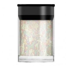 Голографическая фольга  бензинка Lecente Clearly Oil Slick Nail Art Foil (1,5м)