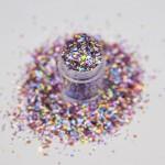 Разноцветные конфетти Lecente Dragonfly Chunky Glitter Shapes (3,5 г)