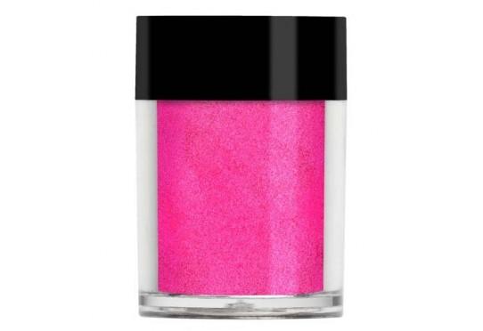 Рожевий пігмент для омбре Lecente Fuchsia Pink Nail Shadow (8г) Фото 1