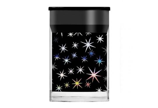 Дизайнерская фольга Lecente North Star Nail Art Foil (1,5 м) Фото 1