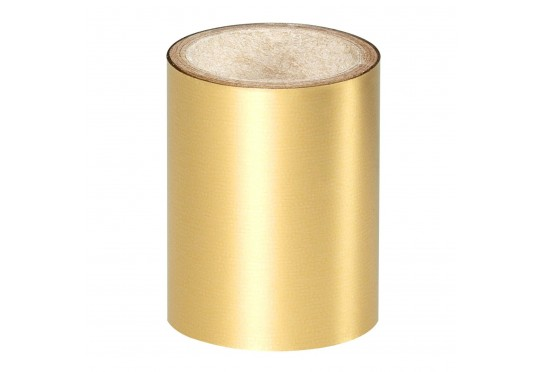 Золота дзеркальна фольга Lecente Bright Gold Nail Art Foil (1,5 м)