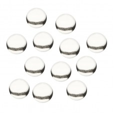 Серебряные украшения Lecente™ Bright Silver Stud Nail Accessories