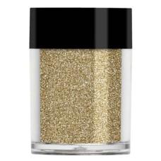 Белое золото голографический микро-глиттер Lecente™ Dynamite Fireworks Holographic Glitter (6,5 г)
