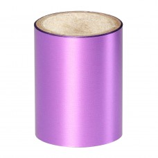 Зеркальная ярко-лиловая фольга Lecente™ Lilac Nail Foil (1,5м)