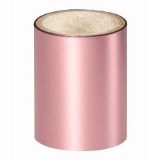 Зеркальная розовая фольга Lecente™ Pink Lace Nail Foil  (1,5м)