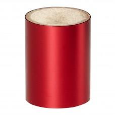 Красная зеркальная фольга Lecente™  (1,5 м)