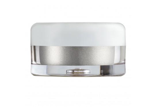 Серебряная хромовая втирка Lecente Silver Chrome Powder (2,5г) Фото 1
